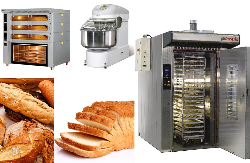 Essential Bread Baking Equipment for a Commercial Bakery